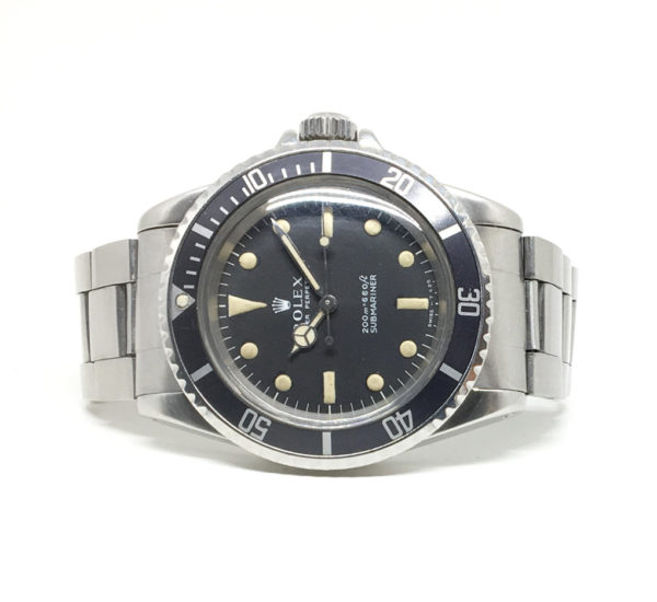 Rolex Submariner (M-first) Kr. 86.900,-