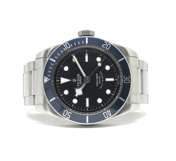 Tudor Black Bay Blue Kr. 17.500,-