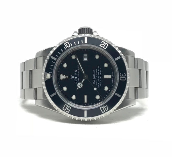 Rolex Sea-Dweller, ref. 16600 Kr. 47.500,-