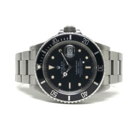Rolex Submariner, ref.: 168000, Kr. 44.900,-