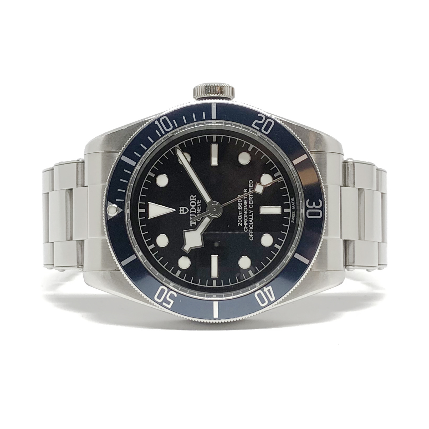 Tudor Black Bay Blue, ref. 79230B Kr. 18.000,-