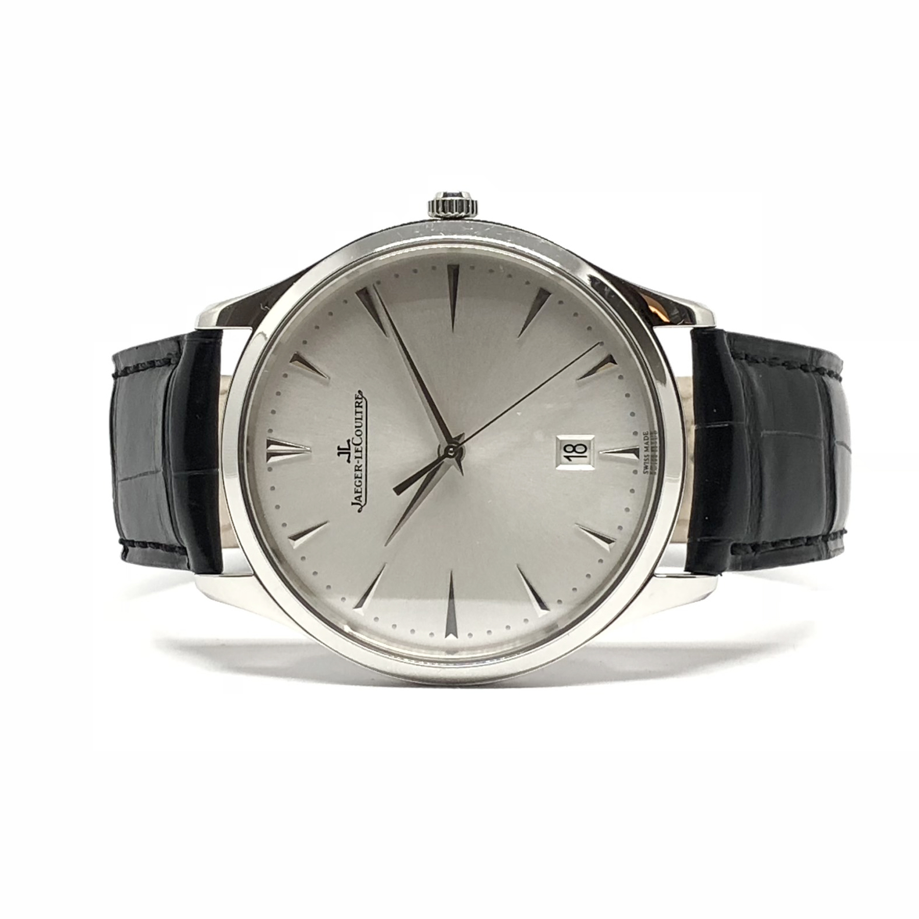 Jaeger-LeCoultre Master Ultra Thin Date Kr. 37.500,-
