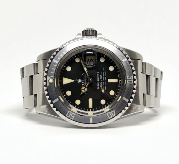 Rolex Submariner, ref.: 1680 Kr. 67.500,-
