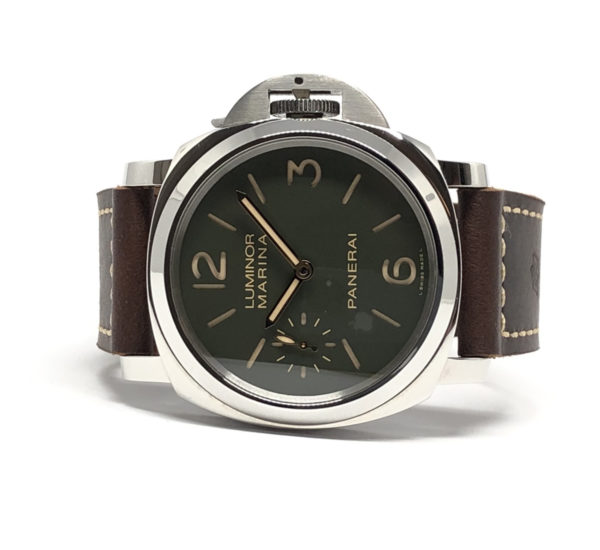 "Panerai Luminor Marina ""Last one for Paneristi"" Kr. 68.500,-"