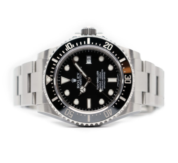 Rolex Sea-Dweller 4000, ref.: 116600 Kr. 82.900,-
